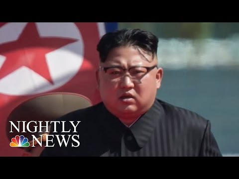 Thumbnail: North Korea Crisis: What Will Kim Jong Un And Pres. Donald Trump Do? | NBC Nightly News