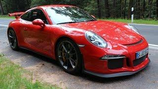 ' 2014 / 2015 Porsche 911 GT3 (991) ' Test Drive & Review - TheGetawayer