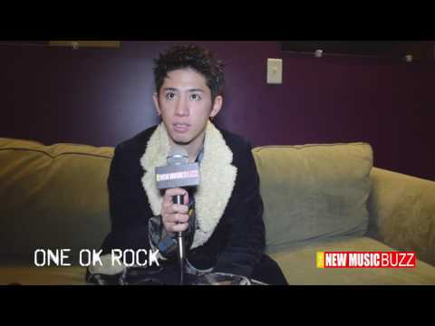 Interview with Taka from One OK Rock Rocks the Palladium in Hollywood