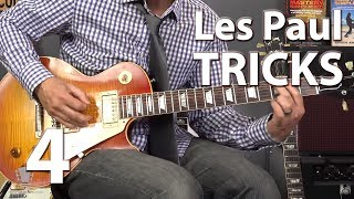 4 Les Paul Tricks for Better Tone