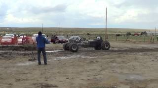 New Mexico Mud Racing Crownpoint, NM Super Modified Class July 2013