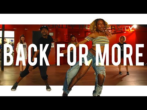 Justine Skye - Back For More | Choreography With Darrien Henning
