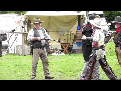 wyoming wild bunch at fortress wales 1st may 2016