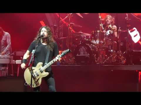 """""""Monkey Wrench"""" Foo Fighters@Merriweather Post Pavilion Columbia, Md 7/6/18"""