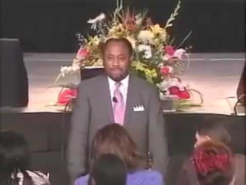 Myles Munroe Grace - Discipline In Achieving Your Vision