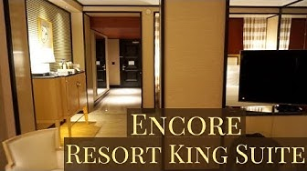 Encore Las Vegas - Resort King Suite