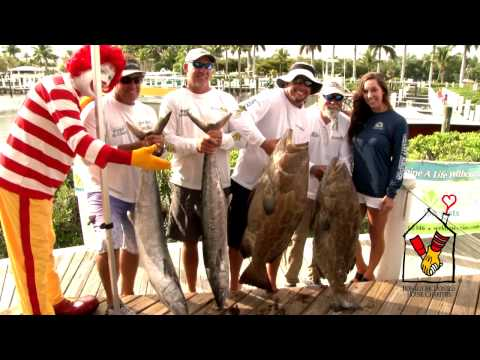 Ronald McDonald House Charities Southwest Florida - Offshore Rodeo and Reggae Party 2013