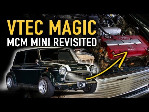 VTEC Magic - Mighty Car Mods Mini Revisited