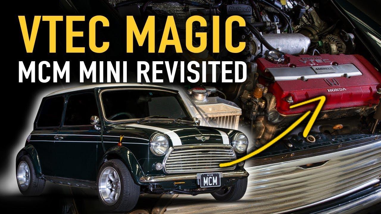 VTEC Magic - Mighty Car Mods Mini Revisited