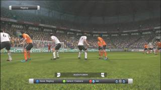 PES 2011 Gameplay [HD]