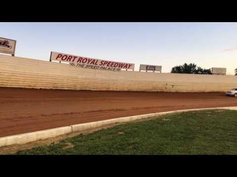 Port Royal Speedway on July 29, 2017