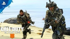 Call of Duty: Black Ops 4 — Multiplayer Reveal Trailer   PS4