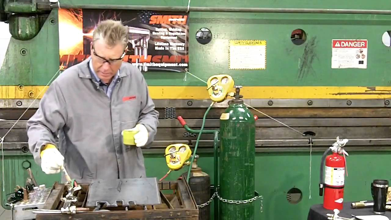 Acetylene Amp Oxygen Torch Cutting Youtube