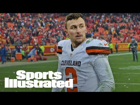 Johnny Manziel On Alcohol Use, Bipolar Disorder, And NFL Return | SI Wire | Sports Illustrated