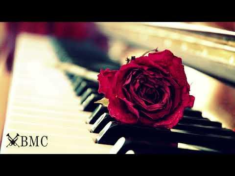 La mejor música de piano y violin triste relajante y romantica