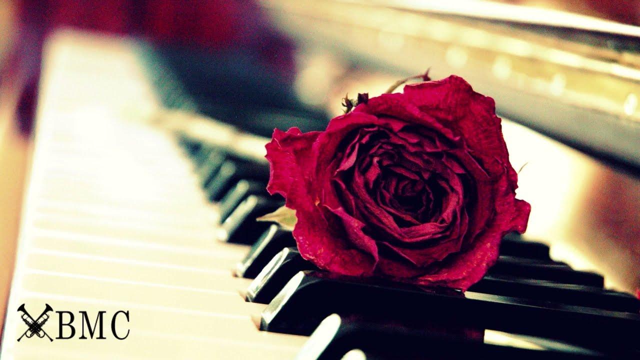 La mejor música de piano y violin triste relajante y ...