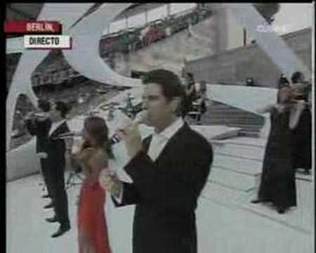 Il divo en el mundial youtube - El divo songs ...