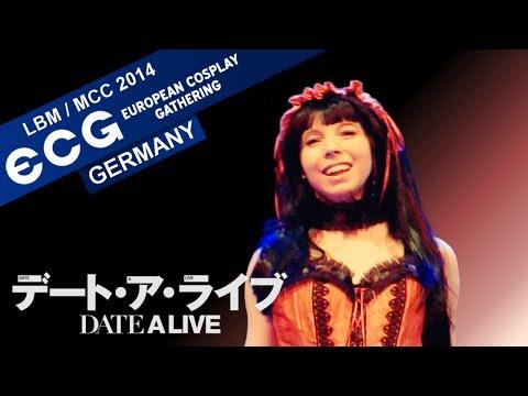 Date A Live  ECG Germany 2014 LBM  MCC Cosplay
