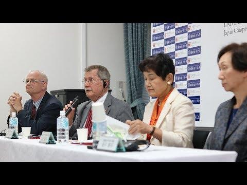 【記者会見】 昭和女子大学とテンプル大学ジャパンキャンパスが共同でスーパーグローバルキャンパスを創出