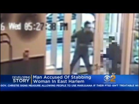 East Harlem Stabbing Suspect Sought