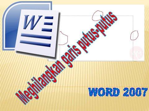 cara-menghilangkan-garis-putus-putus-di-lembar-kerja-ms-word