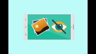 Android Cihazlarda Galeride Resim Gizleme