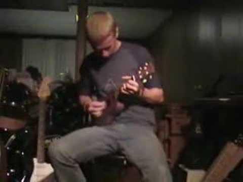 Jon Rockin' The Ukulele