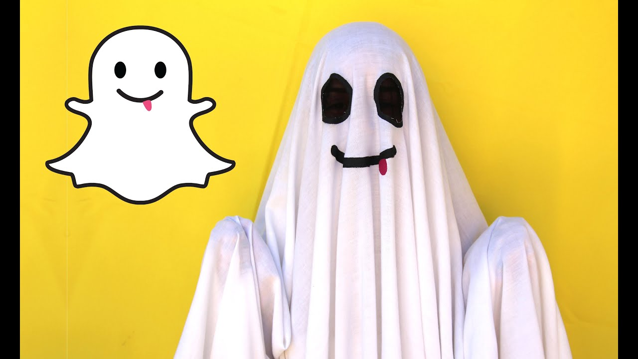 sc 1 st  YouTube : easy ghost costumes  - Germanpascual.Com