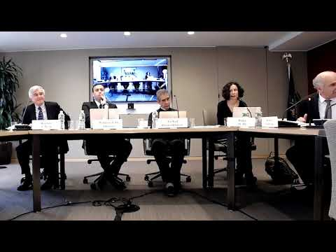 Roundtable: From Violence to Exiting Violence, a Comparative Perspective