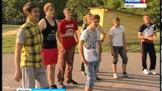 Оборонно-спортивный лагерь «Гвардеец» (ГТРК Вятка)