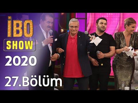 İbo Show 2020-2021 27.Bölüm (Konuklar: Gülben Ergen, Mehmet Ali Erbil, Mahmut Tu