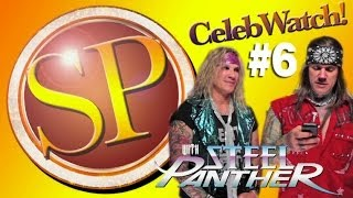 Steel Panther TV - CELEB WATCH #6