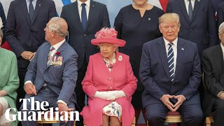 Trump's three days in the UK in three minutes