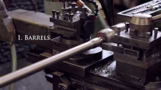 Gunmaking Craftsmanship - Holland & Holland