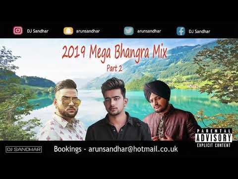 2019 MEGA BHANGRA MIX | PART 2 | BEST DANCEFLOOR TRACKS
