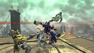 Anarchy Reigns - Official Trailer - TGS 2011 (PS3, Xbox 360)