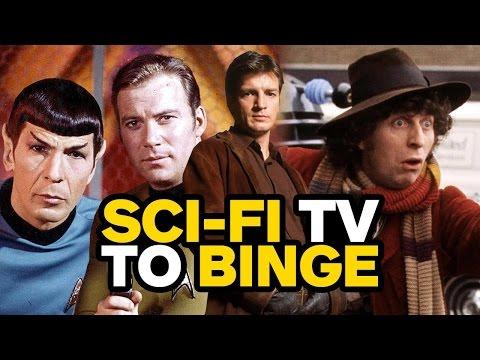 8 SciFi s You Should Binge Watch