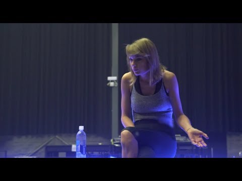 Taylor Swift - part2 # behind the scenes of the 1989 tour