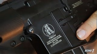 Troy Industries Battle Rifle Overview - Airsoft - Echo1USA
