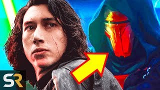 Zapętlaj Star Wars 9 Theory: Will Kylo Ren Be Redeemed By Darth Revan? | Screen Rant