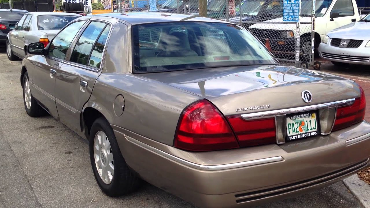 Sign And Drive Auto Sales >> 2004 Mercury Grand Marquis LS Premium - YouTube