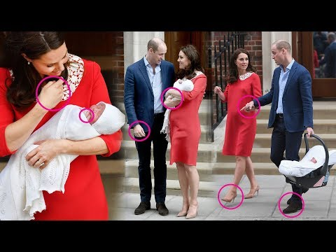 Royal baby: Experts analyze William & Kate's body language with their second SON