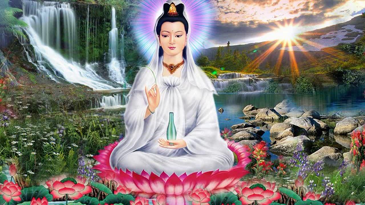 Nghe Nhạc Niệm Phật Mẹ Quán Âm Bồ Tát- Giúp tai qua nạn khỏi- Mọi chuyện suôn sẻ, gặp nhiều may mắn!
