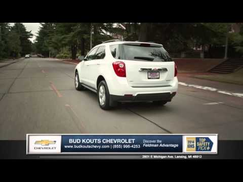 2015 Chevrolet Equinox Safety Review in Lansing, MI