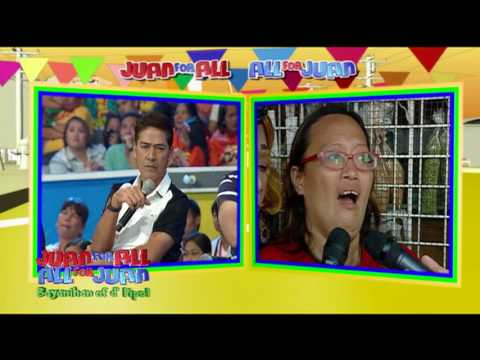 Juan For All, All For Juan Sugod Bahay | July 25, 2017