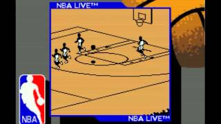 NBA Live 96 (Super Game Boy)