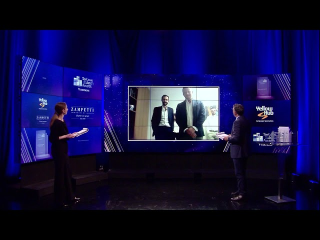 Stefano Febbi, Bird & Bird - TopLegal Industry Awards 2020