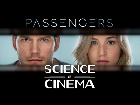 Science vs. Cinema short: PASSENGERS