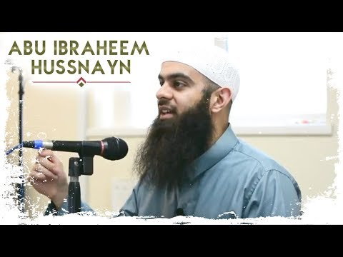 The Times Dua Is Accepted: The Supplication Of Prophet Yunus || Abu Ibraheem Hussnayn