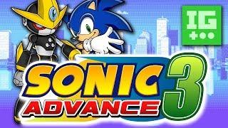 Sonic Advance 3 - Dimps
